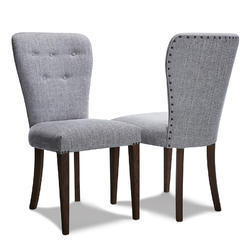 Grey Dinning Chair