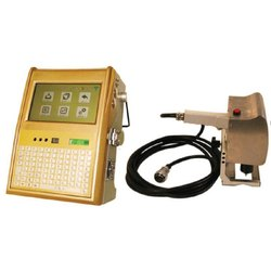 Electric Rechargeable Dot Peen Marking Machine