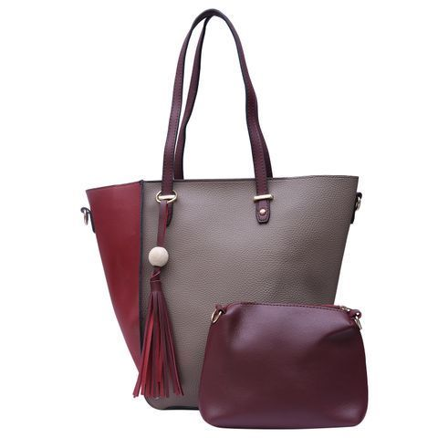 9c84299c65 Fiona Trends Grey Shoulder Bag For Women at Rs 1050  bag