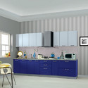 Godrej Metal Modular Kitchen