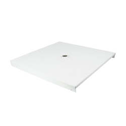 Tyco RHIU2x2P White Indoor Tile Mount
