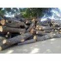 Dark Brown Commercial Mango Wood Log
