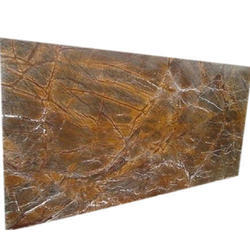 Forest Brown Marble Slab