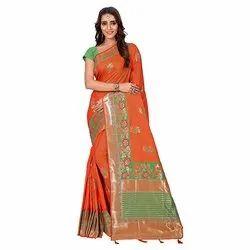 1502 Handloom Silk Saree