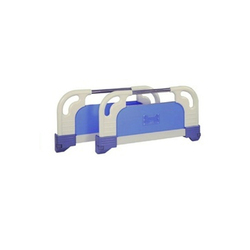 Head Foot Board ABS Panel Steel Rod