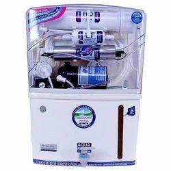 Abs Plastic Wall-Mounted Aqua Grand RO Water Purifier