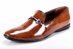 Men Formal Black leather Shoes, TPR