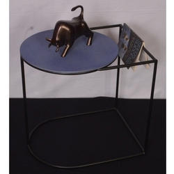 Aluminium,Iron Side Table for Home, Hotel