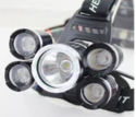 5 LED HEADLAMP