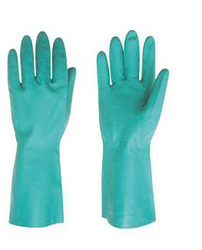 Safety Hand Gloves for Chemical Industry