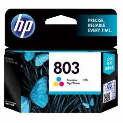 HP 803 Tri- Color Original Ink Cartridge