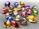 Proaom Solution Gemstone 100 Carats Mixed Lot Loose Natural Gems, Packaging Type: Box