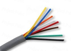 4 Core Round PVC Cables, Packaging Type: Bundle