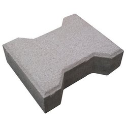 I Shape Concrete Permeable Paver Block