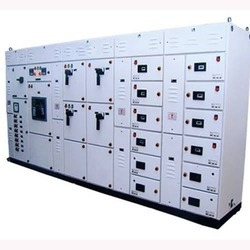 NC Machine Control Panel & Automation