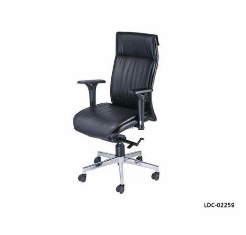 Black Customized Director Chair  sc 1 st  IndiaMART & Black Customized Director Chair Rs 6500 /piece Meher Impex   ID ...