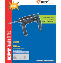 KPT Drill Machine RH 22