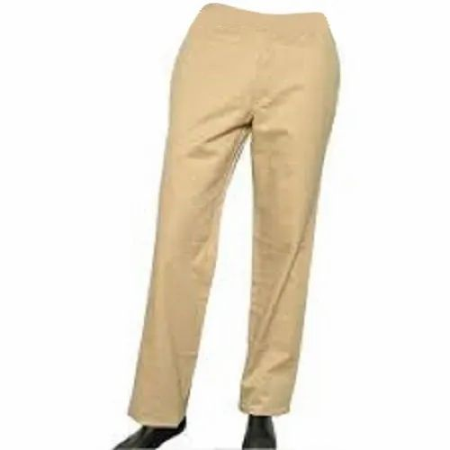 Mitro Casual Wear Mens Plain Cotton Trouser