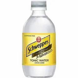 Schweppes Tonic water, Packaging Size: 250 ml, Packaging Type: Bottle