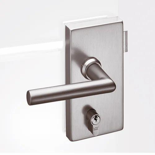 Glass door lock at rs 1500 piece glass door locking system glass door lock planetlyrics Choice Image
