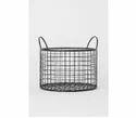 Beautiful Metal Storage Basket