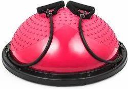 Anypro Exercising Ball Balance Board Wobble Board Workout Pilates Yoga Gym, Anti Slippery 60cm
