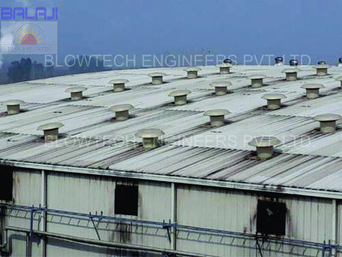 Industrial Axial Fans - Industrial Axial Flow Fans Manufacturer from