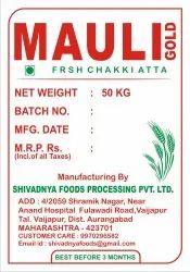 Indian Wheat Fresh Chakki Atta, For chappati