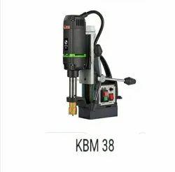 KBM 38 Magnetic Core Drill Machine