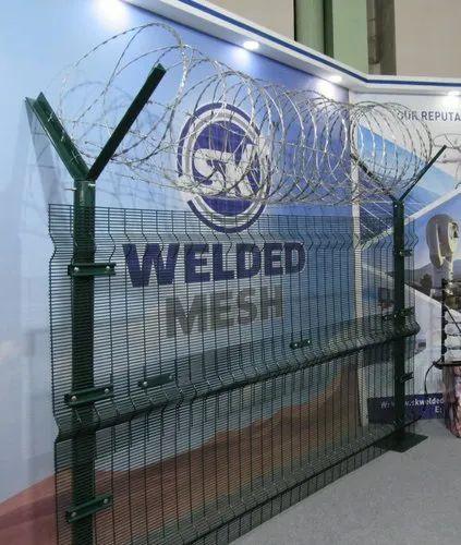 Anti Cut Security Fence