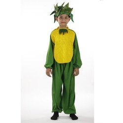 Gently Used Pineapple Fancy Dress Costumes, Age: 5-6 Years