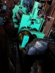 Hydraulic Type Plate Bending Rolling Machine