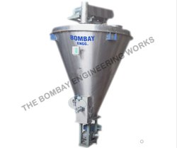 Conical Mixer (Nauta Type Or Vertical Ribbon Type)