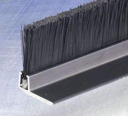Galvanized Strip Brushes