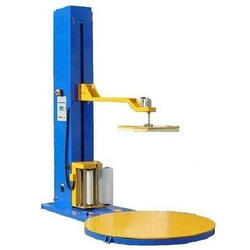Top Pallet Wrapping Machine