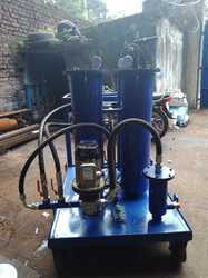 Gear Oil Filtration Machine