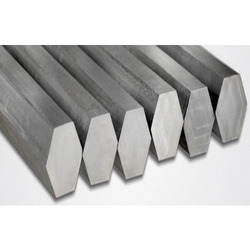 Hexagonal Rods for Construction, Length: 3 meter