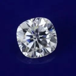 Loose Moissanite DEF Colorless Cushion Cut Moissanite