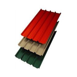 Galvanized Iron Multicolor Insulated Profile Sheet