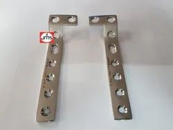 L - Buttress Plate 4.5mm Orthopedic Implant