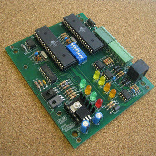 Ups Circuit Board Usage For Connecting Electronic Components