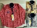 Boys Designer Printed Shirt
