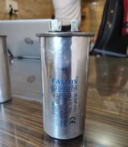 Ac Motor Dual Capacitor For Air Conditioner  U0026 Washing