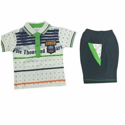 4cc55eecb Cotton Stylish Baby Boy Baba Suits, Rs 130 /set, Rama Garments | ID ...