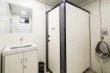 Galvanized Steel Prefab Automated Toilets