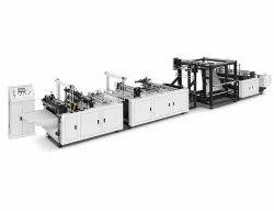 Fully Automatic Tri-Dimensional Non Woven Bag Making Machine