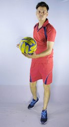 Half VOLLEYBALL & KABADDI Volley Ball Kit