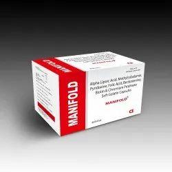 Methylcobalamin Multivitamin Capsule, Prescription