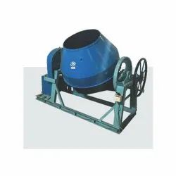 Concrete Mixer Manual Loading Tillting Type