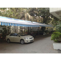 Parking Foldable Awning